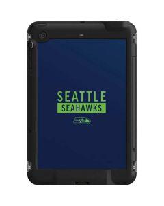 Seattle Seahawks Blue Performance Series LifeProof Fre iPad Mini 3/2/1 Skin