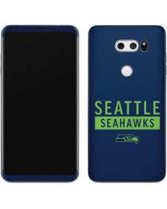 Seattle Seahawks Blue Performance Series V30 Skin