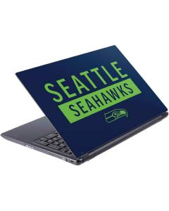 Seattle Seahawks Blue Performance Series V5 Skin