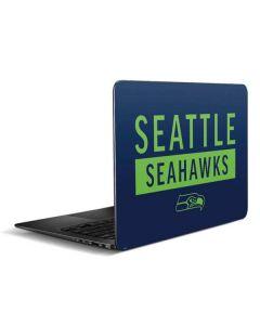 Seattle Seahawks Blue Performance Series Zenbook UX305FA 13.3in Skin