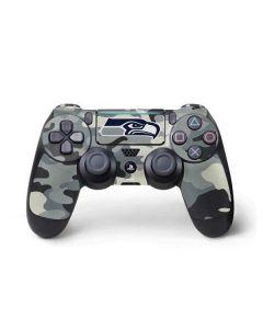 Seattle Seahawks Camo PS4 Pro/Slim Controller Skin