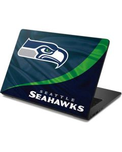 Seattle Seahawks Dell Chromebook Skin