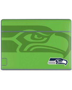 Seattle Seahawks Double Vision Galaxy Book Keyboard Folio 10.6in Skin
