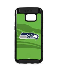 Seattle Seahawks Double Vision Galaxy S7 Edge Cargo Case
