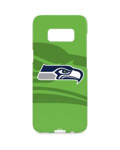 Seattle Seahawks Double Vision Galaxy S8 Plus Lite Case