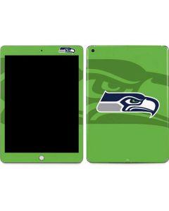 Seattle Seahawks Double Vision Apple iPad Skin