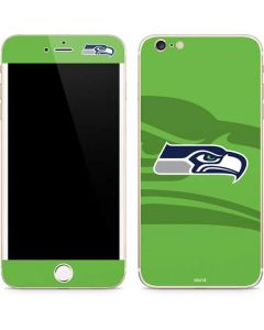 Seattle Seahawks Double Vision iPhone 6/6s Plus Skin