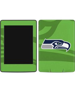 Seattle Seahawks Double Vision Amazon Kindle Skin