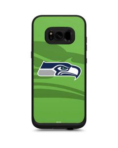 Seattle Seahawks Double Vision LifeProof Fre Galaxy Skin