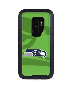 Seattle Seahawks Double Vision Otterbox Defender Galaxy Skin
