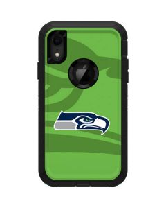Seattle Seahawks Double Vision Otterbox Defender iPhone Skin