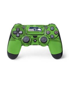 Seattle Seahawks Double Vision PS4 Controller Skin