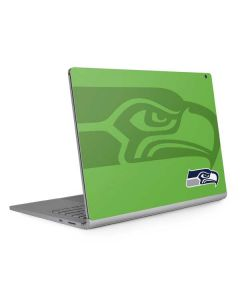 Seattle Seahawks Double Vision Surface Book 2 15in Skin
