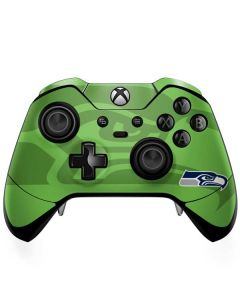 Seattle Seahawks Double Vision Xbox One Elite Controller Skin