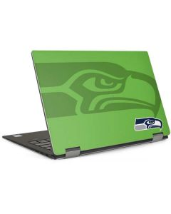 Seattle Seahawks Double Vision Dell XPS Skin