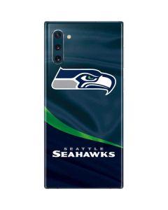 Seattle Seahawks Galaxy Note 10 Skin