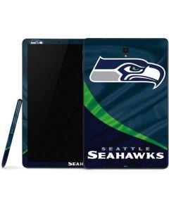 Seattle Seahawks Samsung Galaxy Tab Skin