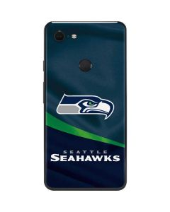 Seattle Seahawks Google Pixel 3 XL Skin