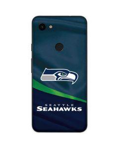 Seattle Seahawks Google Pixel 3a Skin