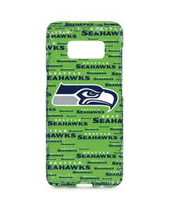 Seattle Seahawks Green Blast Galaxy S8 Plus Lite Case