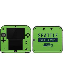 Seattle Seahawks Green Performance Series 2DS Skin
