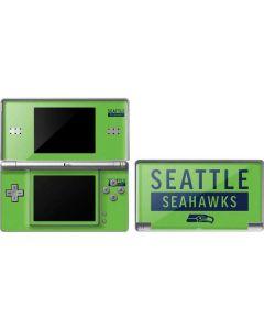 Seattle Seahawks Green Performance Series DS Lite Skin