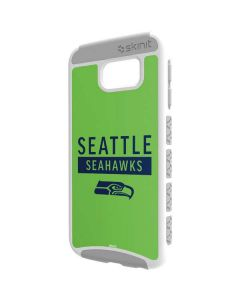 Seattle Seahawks Green Performance Series Galaxy S6 Cargo Case
