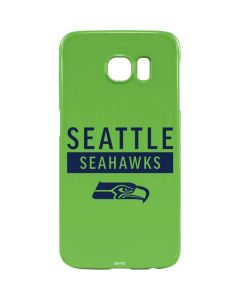 Seattle Seahawks Green Performance Series Galaxy S6 Lite Case