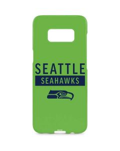 Seattle Seahawks Green Performance Series Galaxy S8 Plus Lite Case