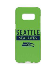 Seattle Seahawks Green Performance Series Galaxy S8 Plus Lite Case