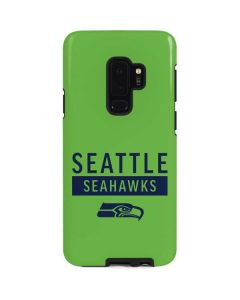 Seattle Seahawks Green Performance Series Galaxy S9 Plus Pro Case