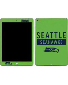 Seattle Seahawks Green Performance Series Apple iPad Skin