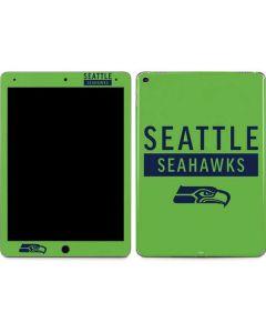 Seattle Seahawks Green Performance Series Apple iPad Air Skin