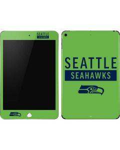 Seattle Seahawks Green Performance Series Apple iPad Mini Skin