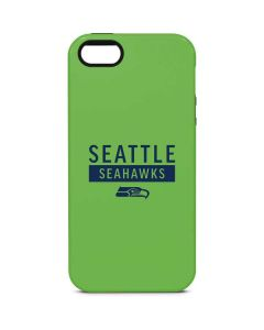 Seattle Seahawks Green Performance Series iPhone 5/5s/SE Pro Case