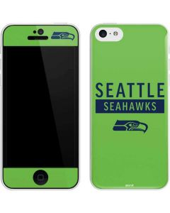 Seattle Seahawks Green Performance Series iPhone 5c Skin