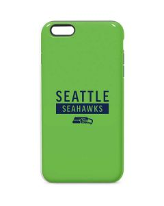 Seattle Seahawks Green Performance Series iPhone 6/6s Plus Pro Case