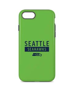 Seattle Seahawks Green Performance Series iPhone 7 Pro Case