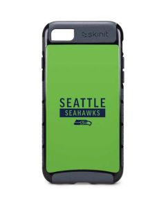 Seattle Seahawks Green Performance Series iPhone 8 Cargo Case