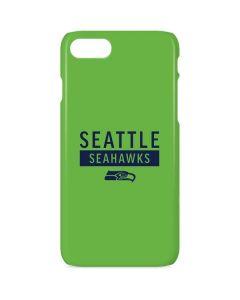 Seattle Seahawks Green Performance Series iPhone 8 Lite Case