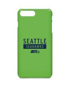 Seattle Seahawks Green Performance Series iPhone 8 Plus Lite Case