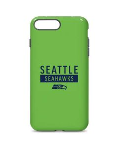 Seattle Seahawks Green Performance Series iPhone 8 Plus Pro Case