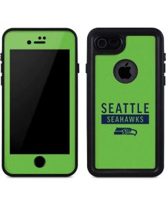 Seattle Seahawks Green Performance Series iPhone 8 Waterproof Case