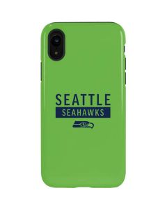 Seattle Seahawks Green Performance Series iPhone XR Pro Case