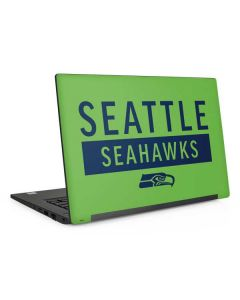 Seattle Seahawks Green Performance Series Dell Latitude Skin