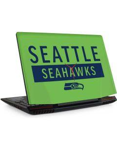 Seattle Seahawks Green Performance Series Legion Y720 Skin