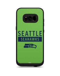 Seattle Seahawks Green Performance Series LifeProof Fre Galaxy Skin
