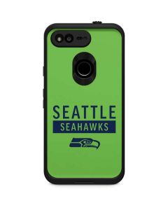 Seattle Seahawks Green Performance Series LifeProof Fre Google Skin