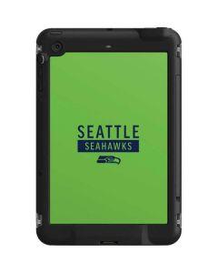 Seattle Seahawks Green Performance Series LifeProof Fre iPad Mini 3/2/1 Skin