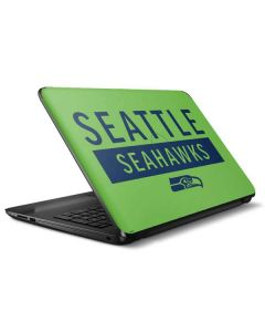 Seattle Seahawks Green Performance Series HP Notebook Skin